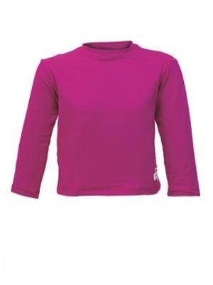 Camisa De Proteção Solar FPS 80+ Rosa Fuscsia- Panda Pool