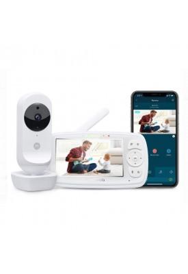 Babá Eletrônica Motorola Ease44 Connect Wi-Fi Tela de 4,3 - Motorola