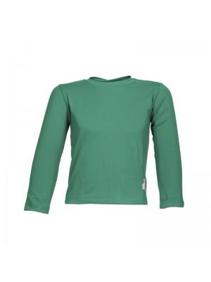 Camisa De Proteção Solar FPS 80+ Verde Folha- Panda Pool