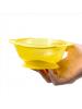 Prato com Ventosa Amarelo - Clingo