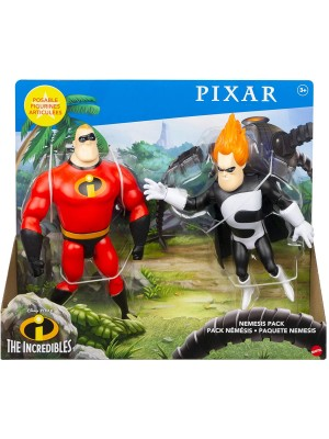 Bonecos Os Incriveis articulado - Pixar