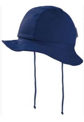 Chapéu Com Proteção Solar Marinho- Dedeka