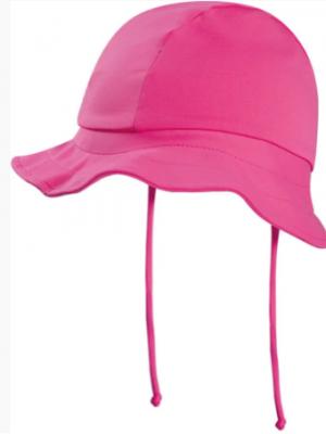 Chapéu Com Proteção Solar Rosa- Dedeka