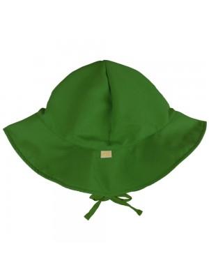 Chapéu Com Proteção Solar FPU50+  Verde - Eco Kids Place