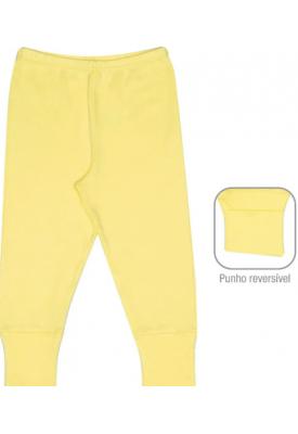 Culote Ribana Amarelo - Dedeka
