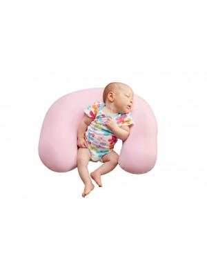 Almofada De Amamentação Rosa Milky Baby