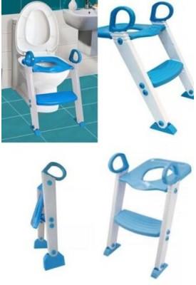 Assento Redutor Com Escada Clingo