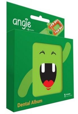 Estojo Porta Dente De Leite - Verde
