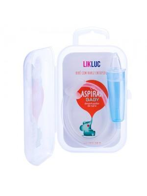 Aspirador Nasal - Aspirar Baby Com Estojo Likluc