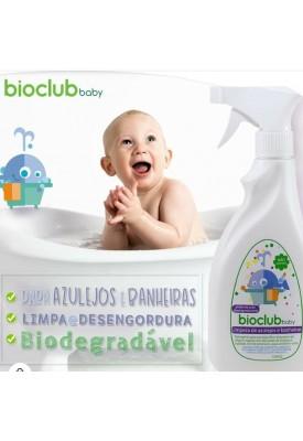 Limpeza De Azulejos E Banheiras Orgânico 500Ml - Bioclub