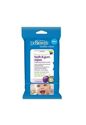 Dr. Browns Healthy Wipes
