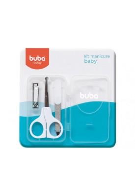 Kit Manicure Baby Branco - Buba