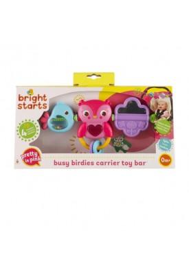 Pip Busy Birdies Carrier Toy Bar - Bright Starts