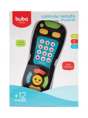 Controle Remoto Musical Buba