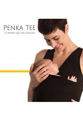 Camiseta Canguru Regata Feminina - Penka