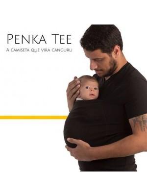 Camiseta Canguru Masculina - Penka