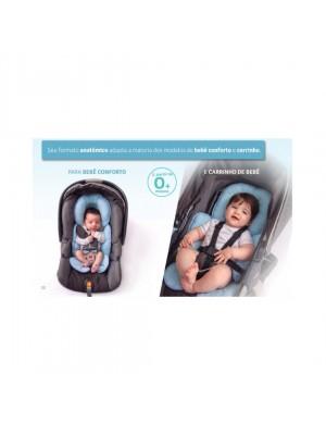 Capa Anatomica Para Bebe Conforto E Carrinho Bordado - Papi