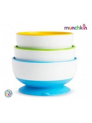 Conjunto Tigelas Com Ventosa - Munchkin
