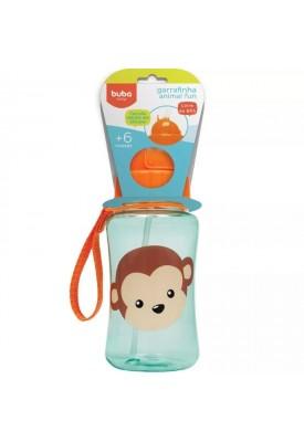Garrafinha Animal Fun Macaco - Buba