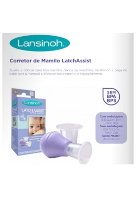 Corretor De Mamilos - Lansinoh