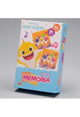 Jogo Da Memoria Baby Sharck
