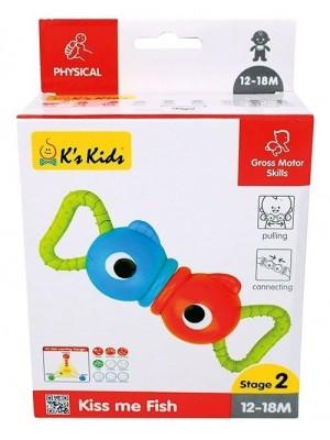 Peixe Kiss Me K`S Kids