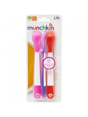 Kit Colher Munchkin Lift (Ver Opções Cores)