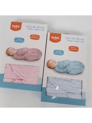 Saco De Dormir Baby Super Soft - Buba