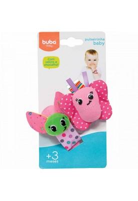 Pulseira Chocalho Baby Bugs - Buba