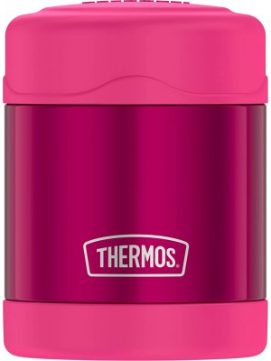 Pote Termico Rosa Funtainer 290Ml - Thermos