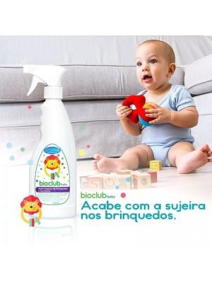 Limpeza De Brinquedos E Acessórios Orgânico 500Ml - Bioclub