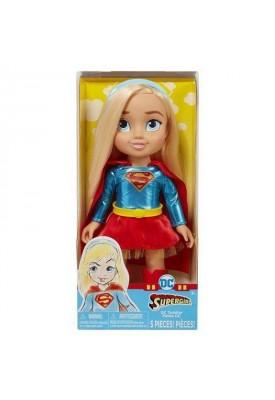 Super Girl - Boneca Dc - Todler 30Cm