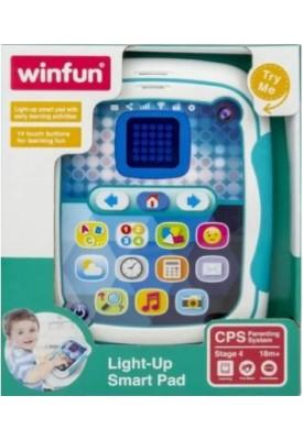 Tablet Inteligente Bilingue Winfun - Yes Toys