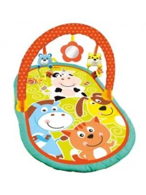 Tapete De Atividades Baby Animais - Buba