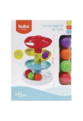 Torre Espiral De Bolinhas - Buba