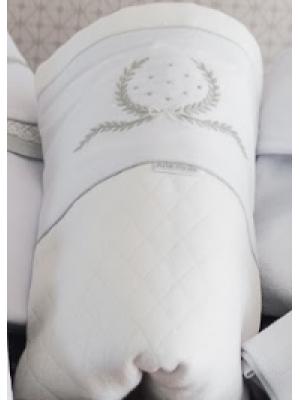 Cobertor Bordado Chelsea - Art Minas