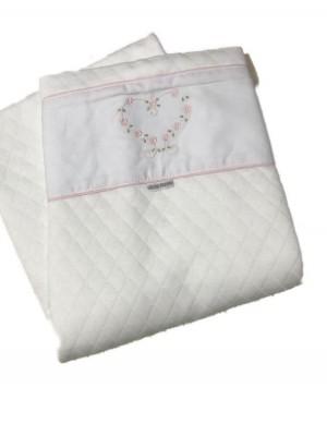 Cobertor Bordado Passione - Art Minas
