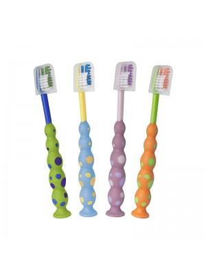 Escova De Dente Infantil Macia - 12 Unidades
