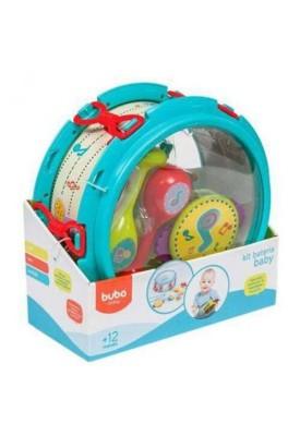 Kit Bateria Baby Buba