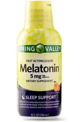 Melatonina Liquida 5Mg