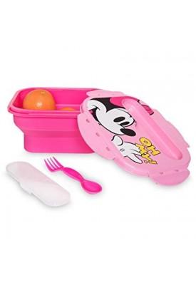 Armazenamento De Alimentos De Silicone - Disney - Minnie