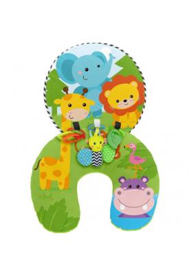 Almofada De Atividades Animais - Buba