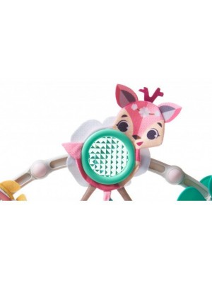 Arco Sunny Stroll Mobile Passeio Rosa - Tiny Love