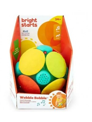 Bola Treme Treme Wobble Bobble Crawl Bright Starts