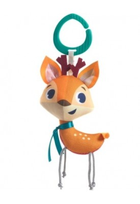 Brinquedo Rattle Raposinha Chocalho - Tiny Love