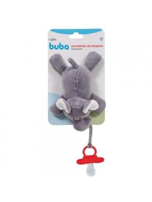 Meu Elefantinho Com Prendedor De Chupeta - Buba