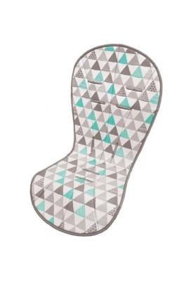 Almofada Protetora Para Carrinhos Triângulo - Buba