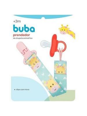 Prendedor De Chupeta Girafinha - Buba