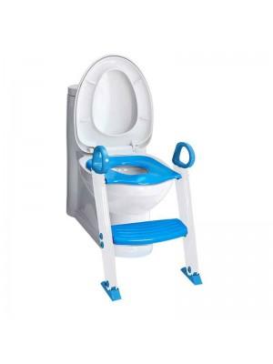 Redutor De Assento Com Degrau Azul