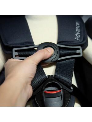 Trava Para Cinto Segurança Black - Safety 1St